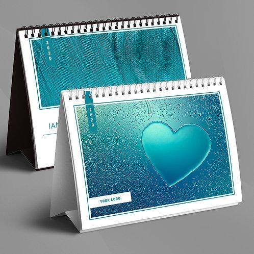 Calendarul Teal