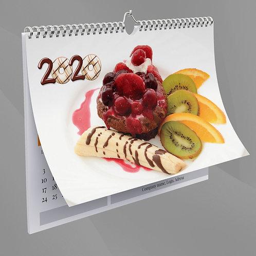 Calendar Dulciuri
