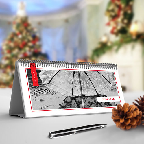 Calendar - Imagini alb-negru