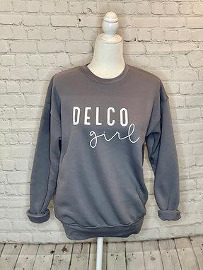 Delco Girl Sweatshirt