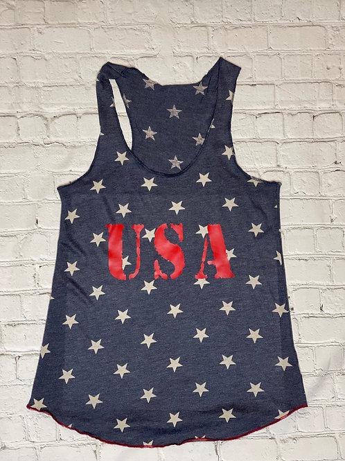 USA Stars Tank