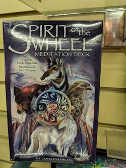 Spirit of the wheel
