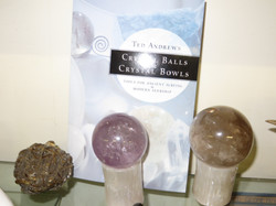BOOKS & CRYSTALS