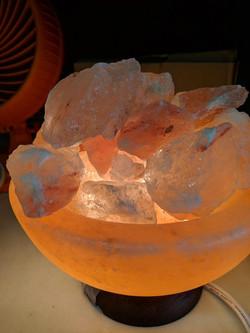 lamp bowl