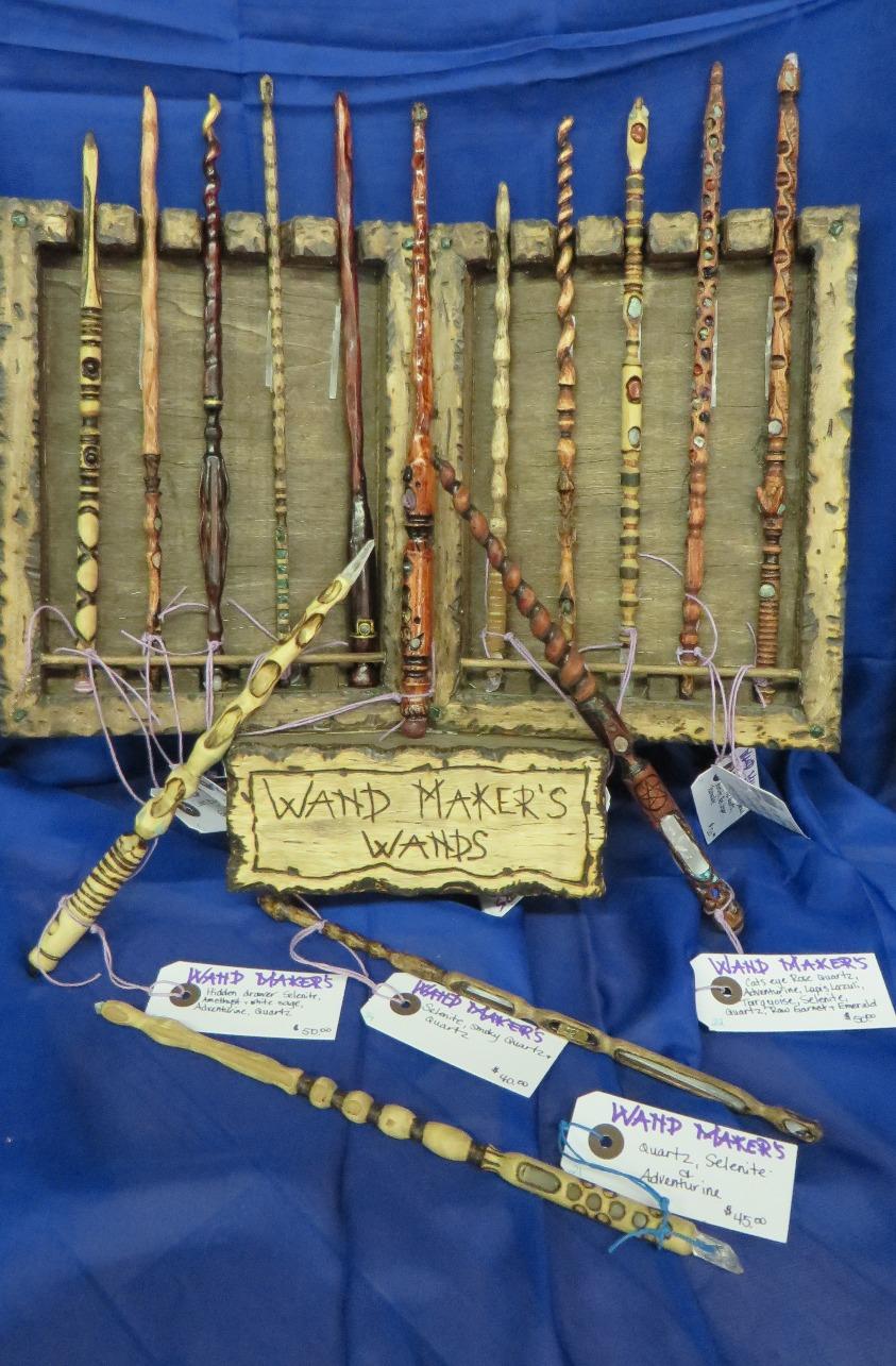 WAND MAKER'S WANDS