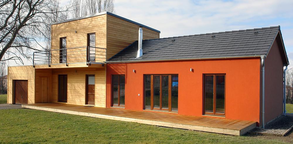 Pasivní dům musí mít izolaci tlustou 25-30 cm.