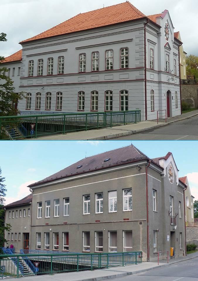 Zdařilá realizace zateplení historické budovy.