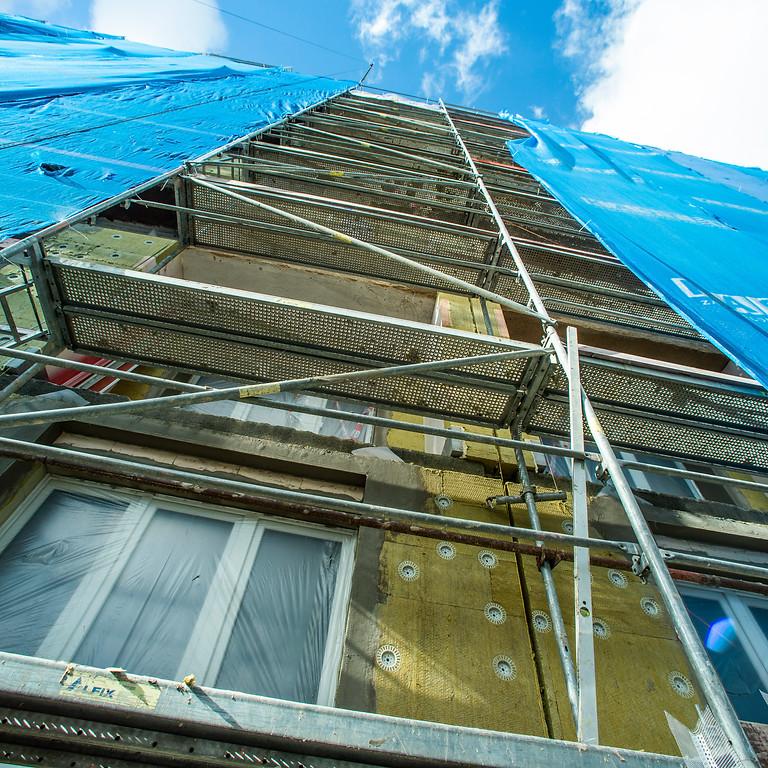 Tepelná ochrana budov 2021