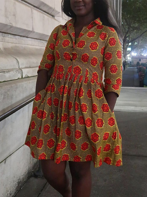 Obaapa Dress