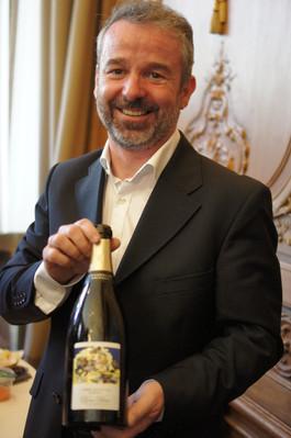 Rodolph Péters, Champagne Pierre Péters
