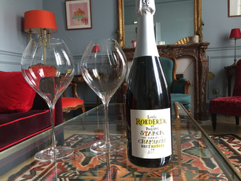 Champagne Louis Roederer: Vineyard Visit