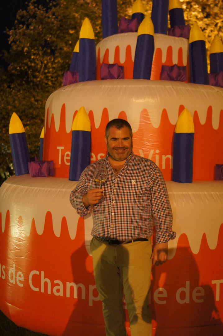 Benoit Tarlant, Champagne Tarlant