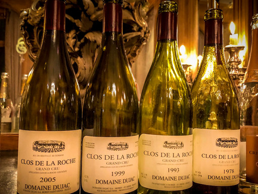 Domaine Dujac from Burgundy