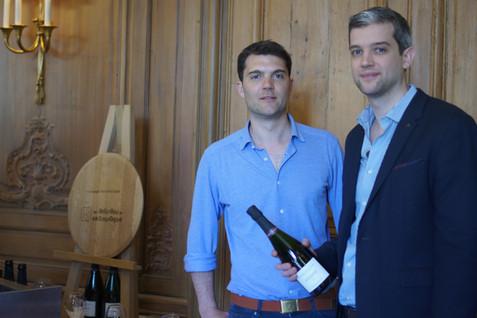 Paillard brothers, Champagne Pierre Paillard