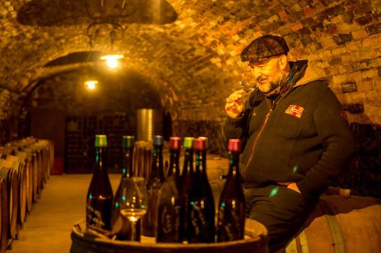 Vincent Laval, Champagne Georges Laval
