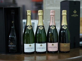 Champagne Damien Hugot