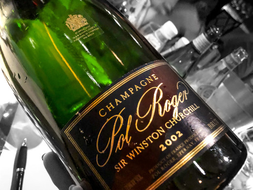 Forbes Japan article: My best 3 Champagne 2019