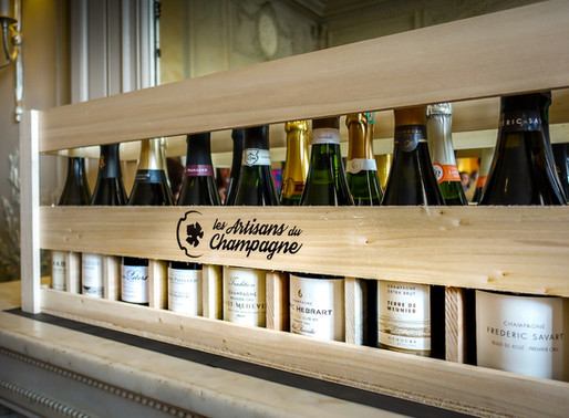 "Forbes article: Champagne is evolving — ""Les Artisans"" are expressing the individuality of the place"