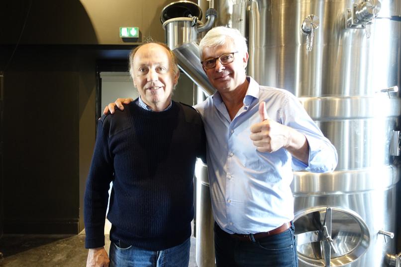 Herve Jestin and Frédéric Zeimett