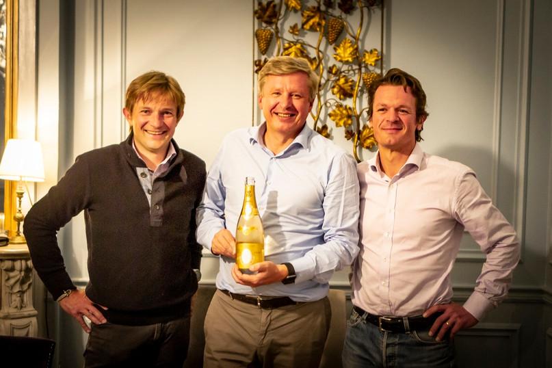 Gregoire, Jean-Baptiste and Johann