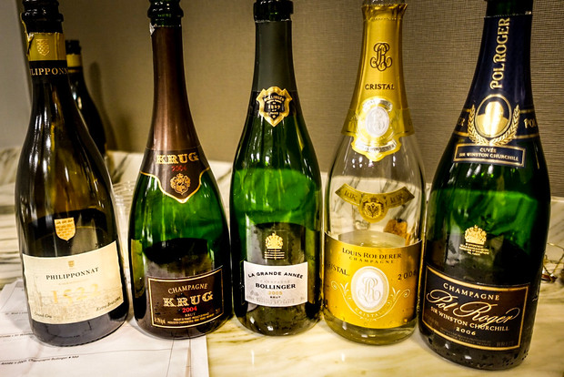 Champagne Tasting by Institute of Masters of Wine