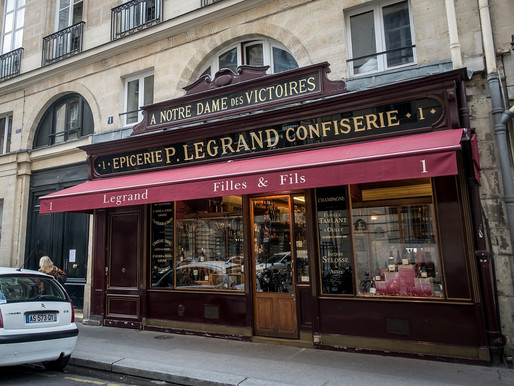 Legrand Filles et Fils, a legendary wine shop in Paris