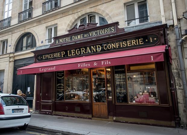 Legrand Filles et Fils, a legendary wine shop in Paris