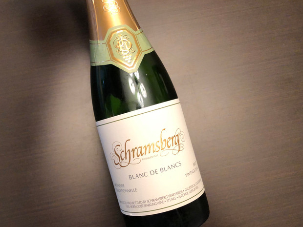 Schramsberg from Napa – a wine loved by US presidents