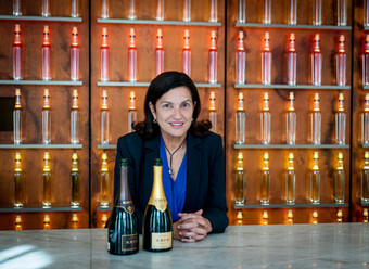 Maggie Henriquez, CEO Champagne Krug