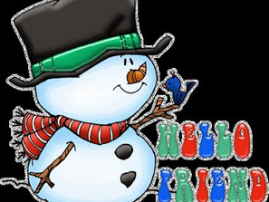 Let's talk about snowmen...