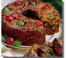 Let's Talk about Fruitcake...