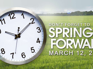 Lets' talk about DST (Daylight Savings Time)