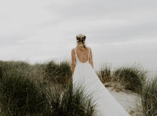Hochzeitsvideo Strandhochzeit Texel - Solveig & Jannik