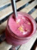 שייק פירות יער - ארוחת בוקר בכוס