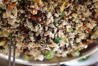 קיצ'רי תבשיל מש ואורז