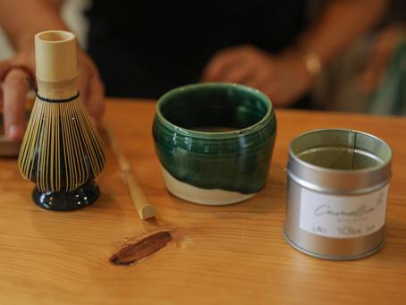 8 איכויות לתה מאצ'ה