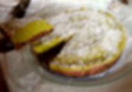 עוגת אבוקדו קשיו רו