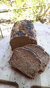 לחם כוסמת