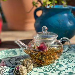 איך חולטים תה