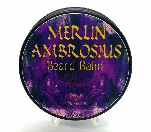 Merlin Ambrosius - Beard Balm / Solid Cologne 30ml