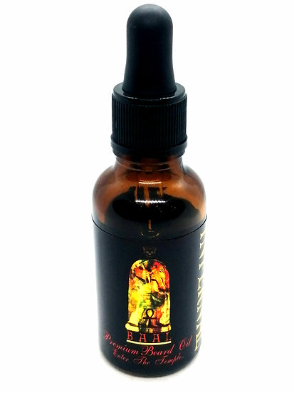 Baal - Premium Beard Oil - The Tailored Collection