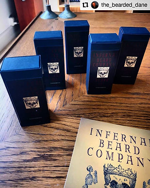 The Complete Occult Collection - Set of 5 Beard Oils