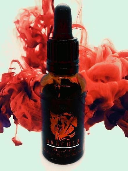 Dracula Beard Oil