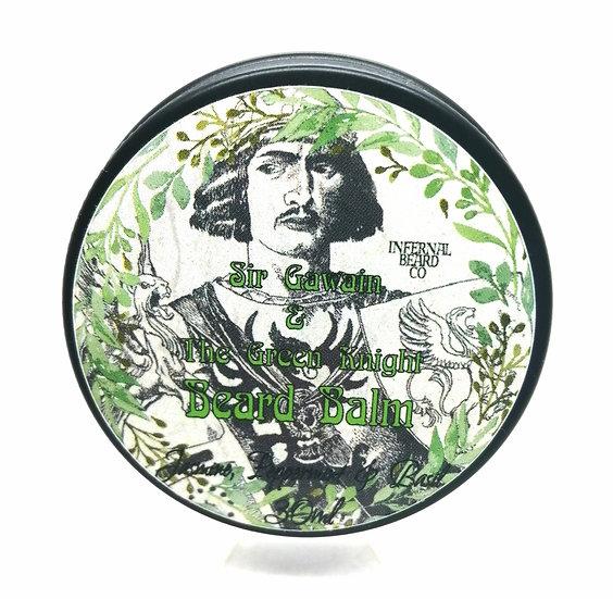 Sir Gawain and The Green Knight - Beard Balm / Solid Cologne 30ml