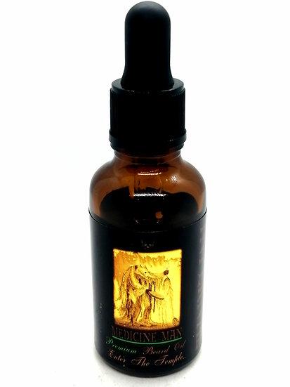Medicine Man - Premium Beard Oil - The Tailored Collection
