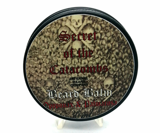 Secret of the Catacombs - Beard Balm / Solid Cologne 30ml