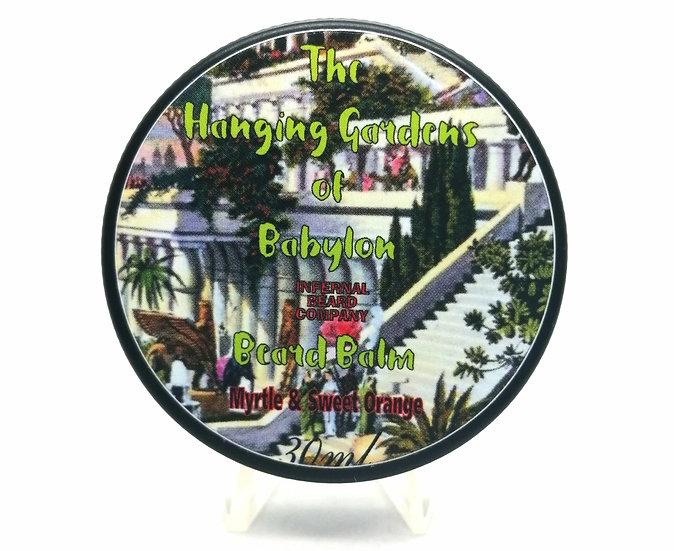 The Hanging Gardens of Babylon - Beard Balm / Solid Cologne 30ml