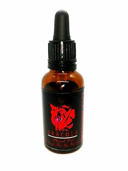 Dracula - with Dragons Blood - The Premium Beard Oil Range