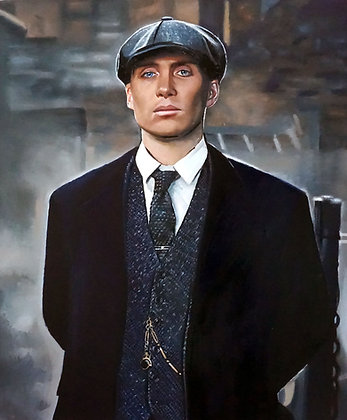 Thomas Shelby (Limited Edition Print)