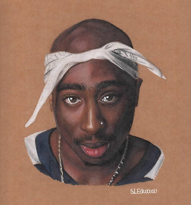 Tupac (Original Drawing)